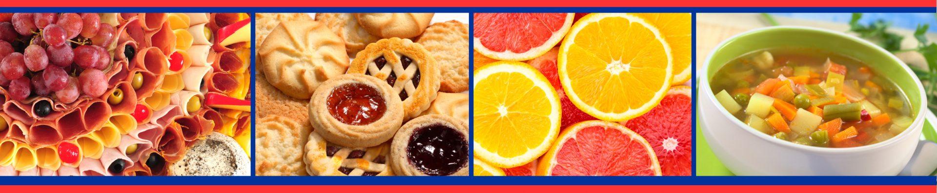 Hometown Markets Deli Platters, Bakery Cookies, Fresh Oranges Grapefruit, Chicken Noodle Soup and more
